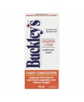 Buckley's Congestion & Cough