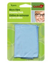 Card Health Cares For Eyes Micro-Fibre Cleaning Cloth