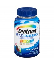 Centrum Men Multivitamin MultiGummies Cherry, Berry, Apple Flavours