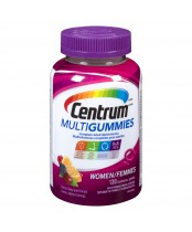Centrum Women Multivitamin MultiGummies Cherry, Berry, Orange Flavours