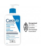 CeraVe Moisturizing Lotion with Hyaluronic Acid and 3 Ceramides