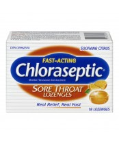 Chloraseptic Sore Throat Lozenges