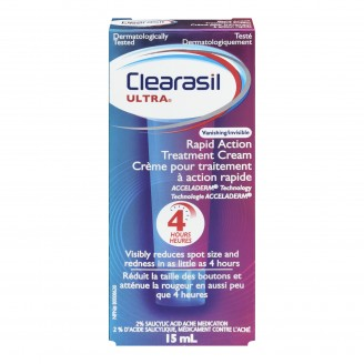 Clearasil Ultra Rapid Action Vanishing Treatment Cream