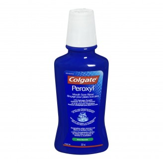 Colgate Peroxyl Mouth Sore Antiseptic Oral Wound Cleanser