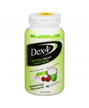 Dex4 Fast Acting Glucose Assorted Fruits Bottle