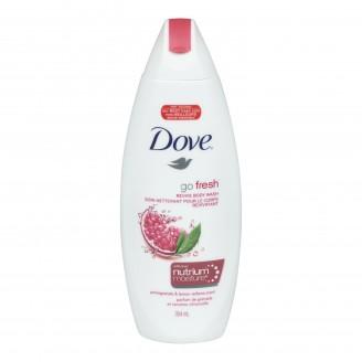 Dove Go Fresh Body Wash with Nutrium Moisture