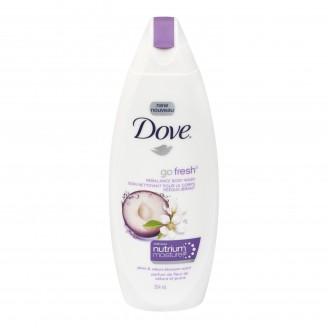 Dove Go Fresh Rebalance Body Wash with Nutrium Moisture