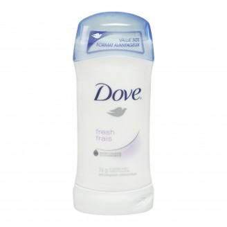 Dove Invisible Solid Antiperspirant