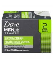 Dove Men+Care Extra Fresh Body + Face Bar