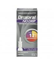 Drixoral No Drip Extra Moisturizing Nasal Spray