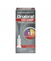 Drixoral No Drip Original Nasal Spray