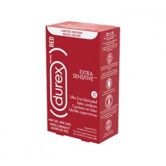 Durex RED Extra Sensitive Condom