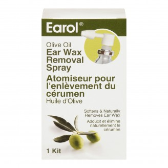 Earol Olive Oil Ear Wax Removal Spray