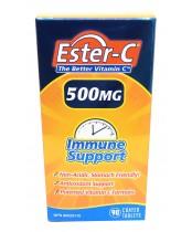 Ester-C Immune Support Coated Tablets