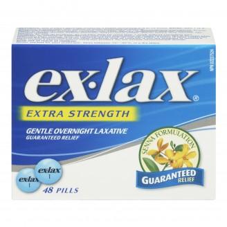 Ex-Lax Senna Extra Strength Tablets
