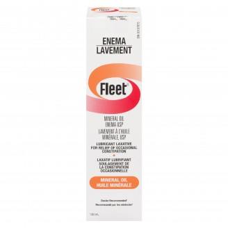 Fleet Enema Mineral Oil