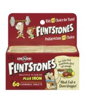 One A Day The Flintstones Vitamins with Iron