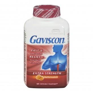 Gaviscon Extra Strength Tablets