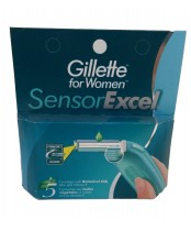 Gillette for Women SensorExcel Cartridges