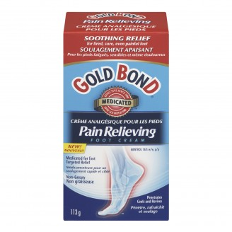Gold Bond Pain Relieving Foot Cream