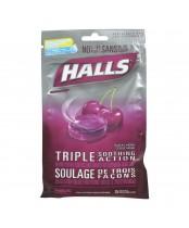 Halls Sugar Free Cough Drops