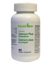 health One Calcium Plus Chewable