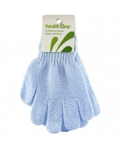 health One Exfoliating Gloves
