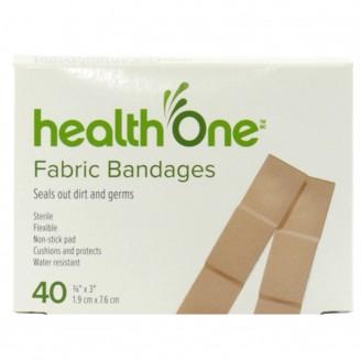 health One Fabric Bandages