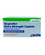 health One Ibuprofen Extra Strength Caplets