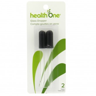 health One Medicine Glass Droppers