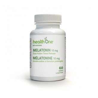 health One Melatonin Dual Action Time Release
