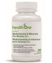 health One Multivitamins and Multiminerals for Women 50+
