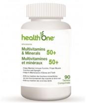 health One Multivitamins & Minerals 50+