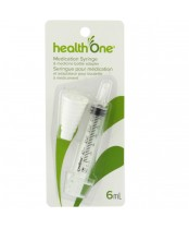 health One Oral Medication Syringe