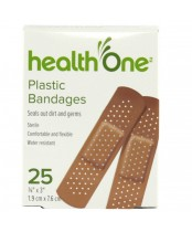health One Plastic Bandages