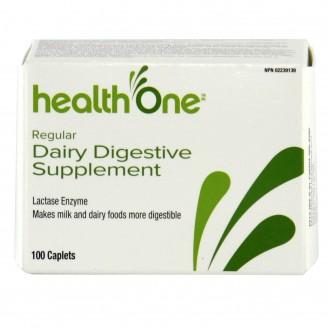 health One Regular Dairy Digestive Supplement