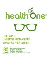 health One Standard Lens Wipes