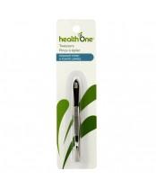 health One Tweezers - Straight