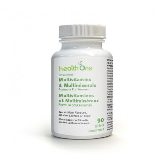 health One Women's Multivitamin Tablets
