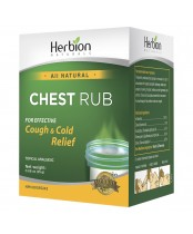 Herbion Naturals Chest Rub