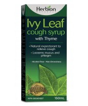 Herbion Naturals Ivy Leaf Cough Syrup