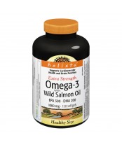 Holista Omega-3 with Wild Salmon Oil Extra Strength