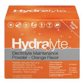 Hydralyte Electrolyte Maintenance Powder
