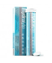 Hydralyte Lemonade Flavour Effervescent Electrolyte Tablets