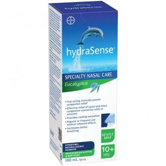 HydraSense Specialty Nasal Care - Eucalyptus
