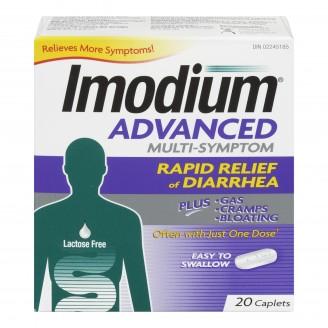 Imodium Advanced Multi-Symptom Caplets