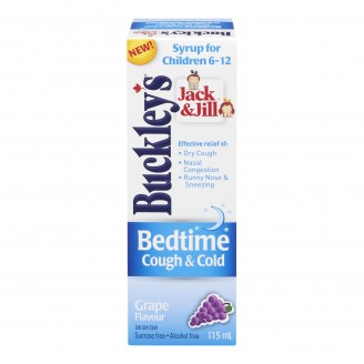 Jack & Jill Bedtime Cough & Cold Syrup