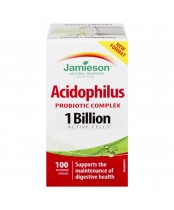 Jamieson Acidophilus Probiotic Complex 1 Billion
