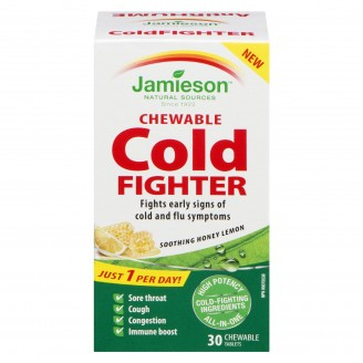Jamieson Chewable Cold Fighter