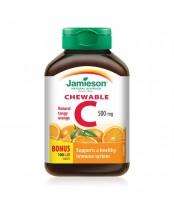 Jamieson Chewable Vitamin C - Tangy Orange
